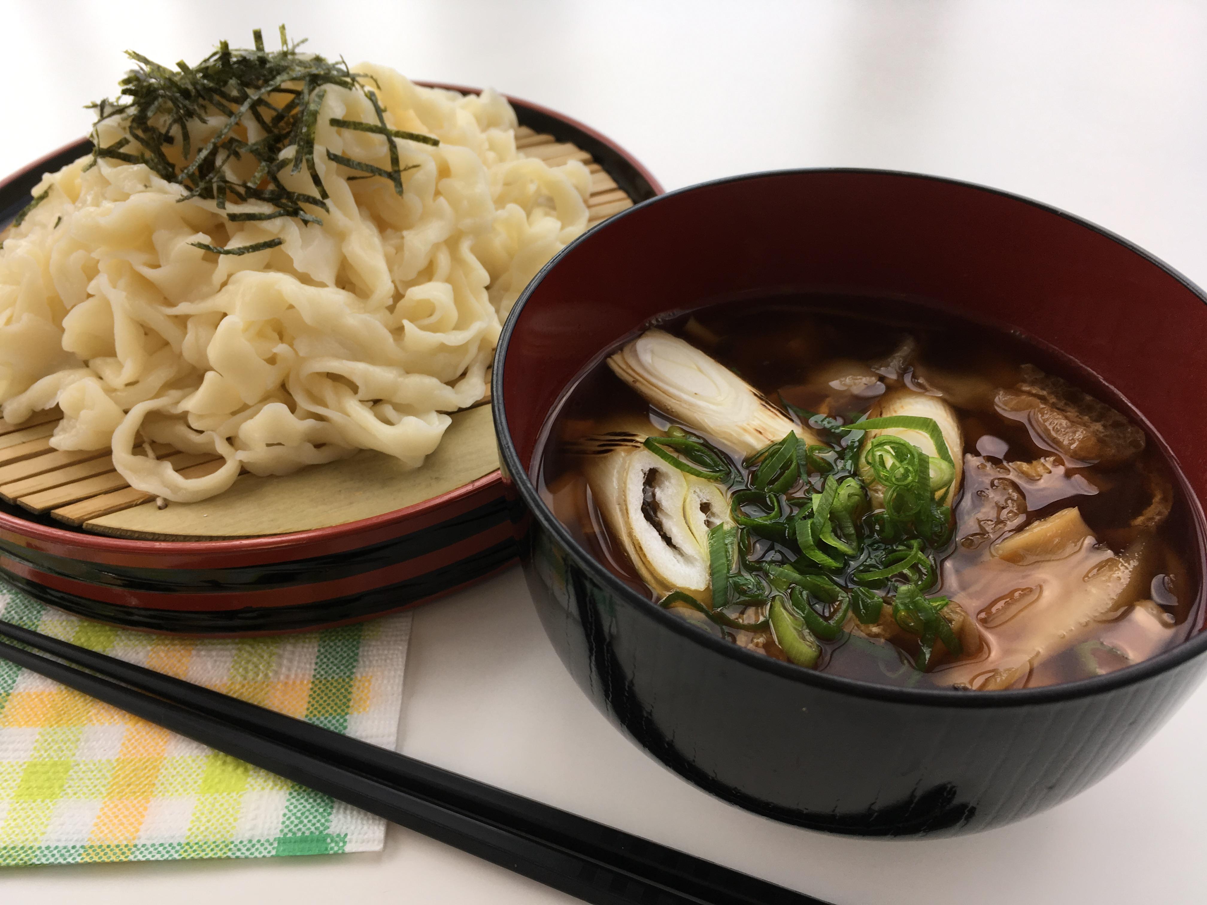おぶっこ(つけ麺風)