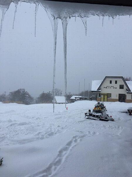 2018年シーズン開始間近の戸隠スキー場